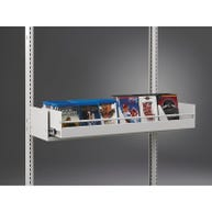 Pull-out Media Browsing Bin for Estey® Shelving