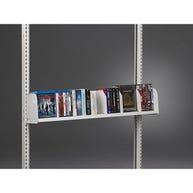 Paperback/DVD/Video Shelf for Estey® Shelving