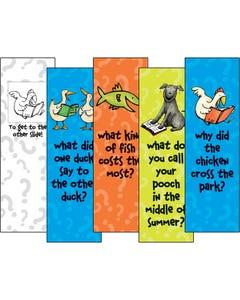 Demco® Upstart® Animal Riddles Bookmarks
