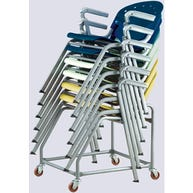 Optional Dolly for OFM Rico Stack Chairs