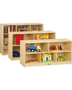 Jonti-Craft® Mobile Storage Shelves