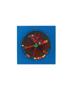 Paddle Wheel Wall Activity Center