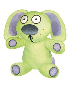 Mo Willems Knuffle Bunny Plush Character