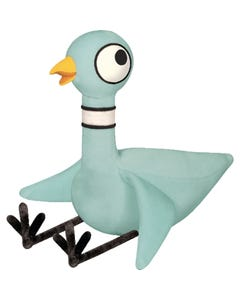 """Pigeon 11-1/2"""" With Sound Bean Filled Plush"""