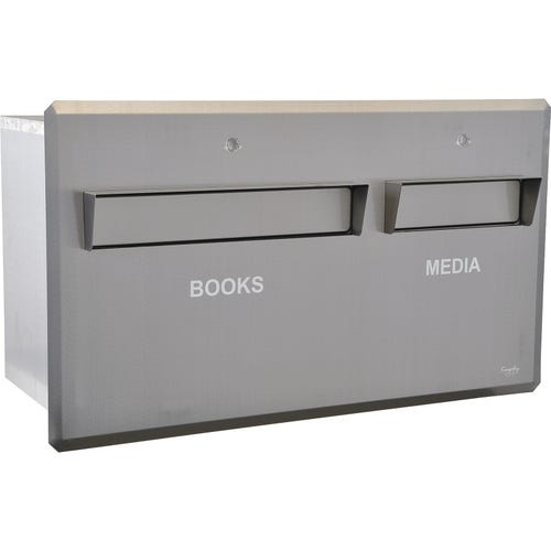 Dual Book & Media Return