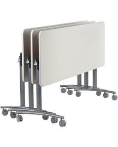 Virco TEXT™ Mobile Tilt-Top Tables