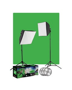 Westcott uLite Green Screen Kit