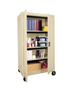 Sandusky Lee® Mobile Steel Storage Cabinets