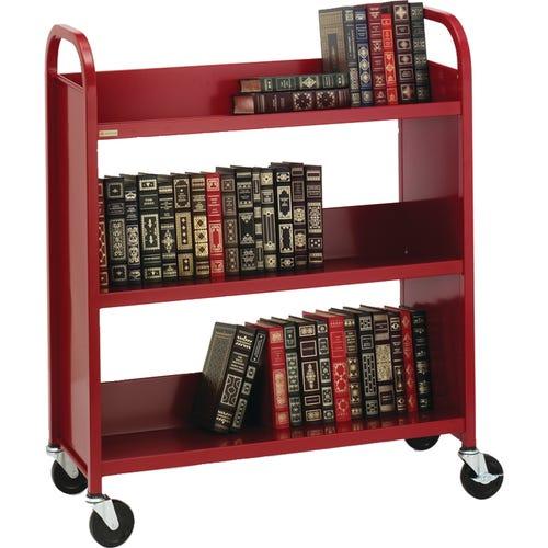 3 Sloping Shelves