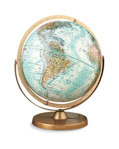 Atlantis Physical Globe