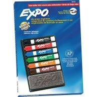 Expo® Dry-erase Low Odor Economy Kit