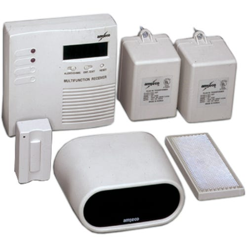 Wireless Sensor Patron Counter