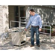 Demco® Outdoor Return Cart