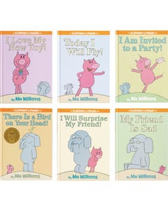 Mo Willems Elephant & Piggie Books & Characters