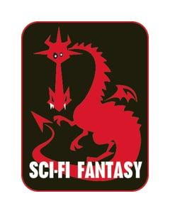 Demco® Genre Subject Classification Labels - Sci-Fi Fantasy