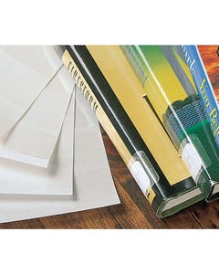 Demco® Clear Glossy Label Protectors on Sheets