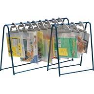 Demco® Tabletop Hanging Bag Racks