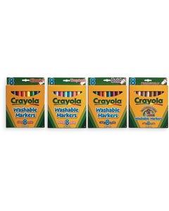 Crayola® Markers 8-Packs