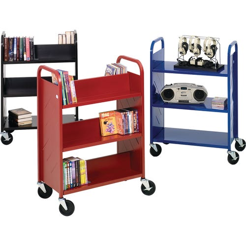 Shown with 3 Shelves
