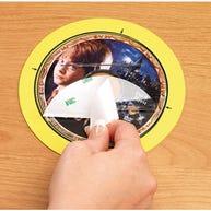 Application Mat for Tattle-Tape™ EM CD/DVD Security Strips