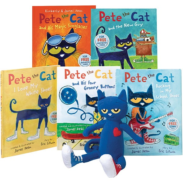 Pete the Cat® Books & Characters
