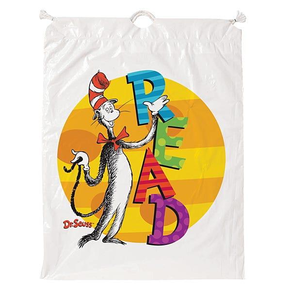 Dr. Seuss Book Bags