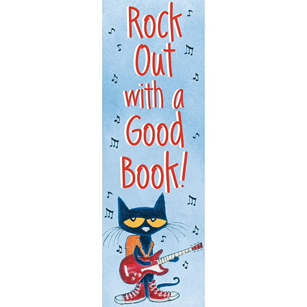 Pete the Cat® Bookmarks