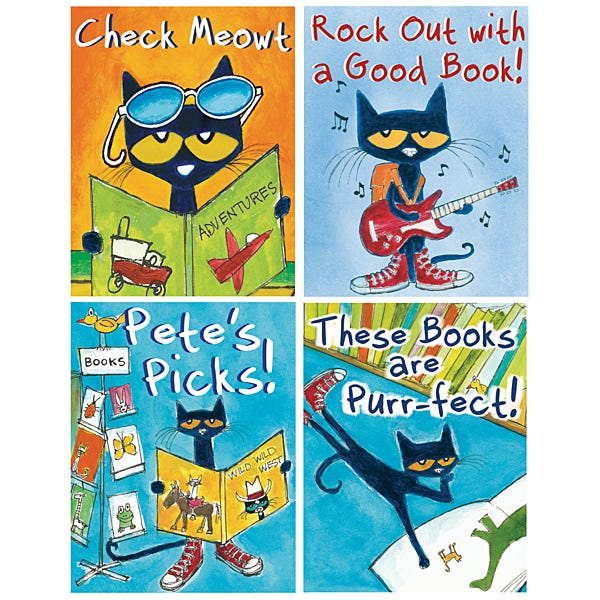 Pete the Cat® Posters & Decor