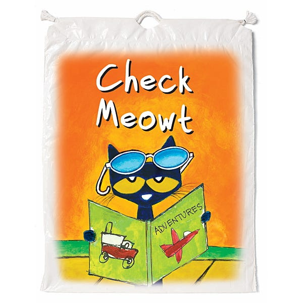 Pete the Cat® Book Bags