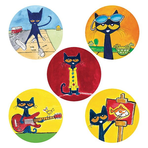 Pete the Cat® Stickers
