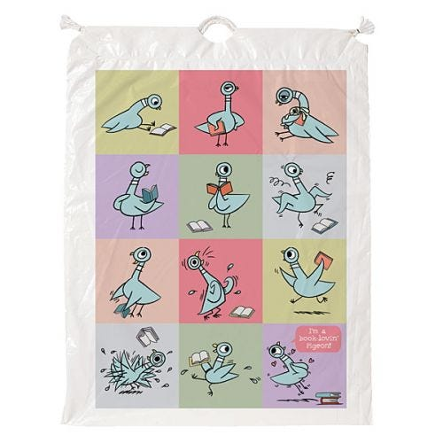 Mo Willems Bags