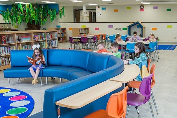 Lanier Primary School, GA