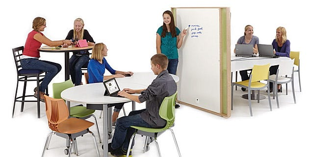 Collaborative Spaces Blog Post