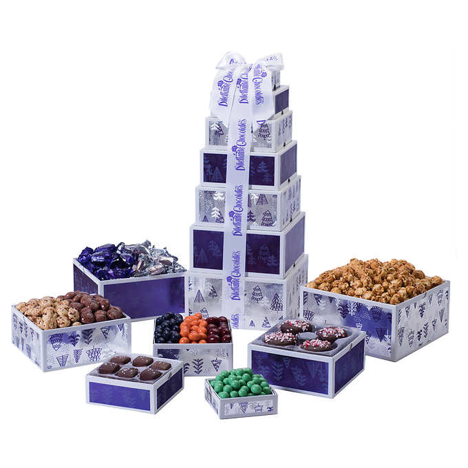 Day 2 - Dilettante Tower of Chocolates