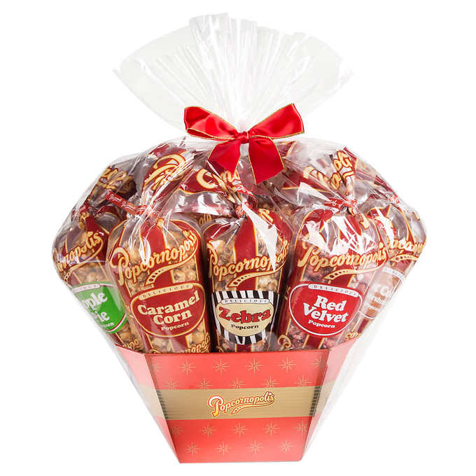 Day 5 - Popcornopolis Gift Basket