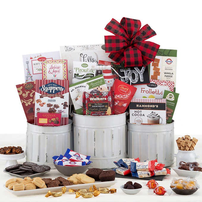 Day 7 - Joy of the Season Canister Set