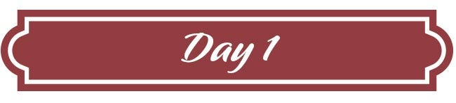 Day 1 - Farmhouse Basket of Treats