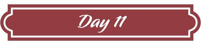 Day 11 - Warmest Greetings Basket
