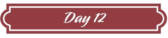 Day 12 - Elegant Holiday Gourmet Chest