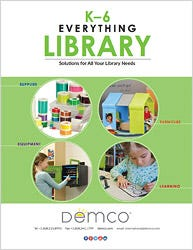 K-6 Everything Library Brochure