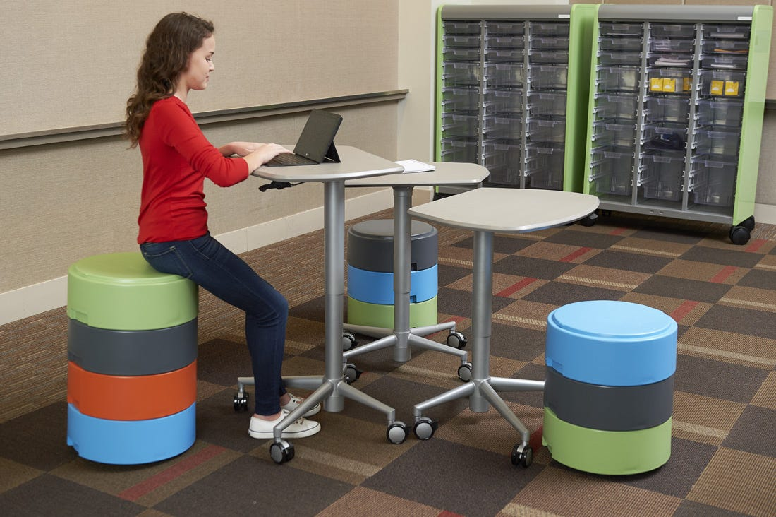 Learning Commons: Makerspace Zone