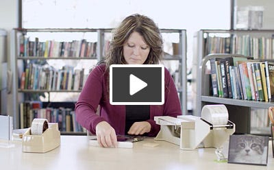 Hack Your #LibraryLife Video