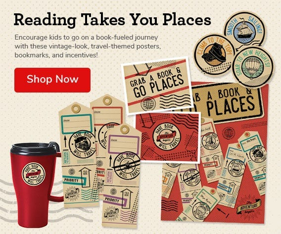 Have Books will Travel Theme