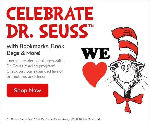 Celebrate Dr. Seuss™