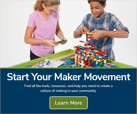 Start Your Maker Movement
