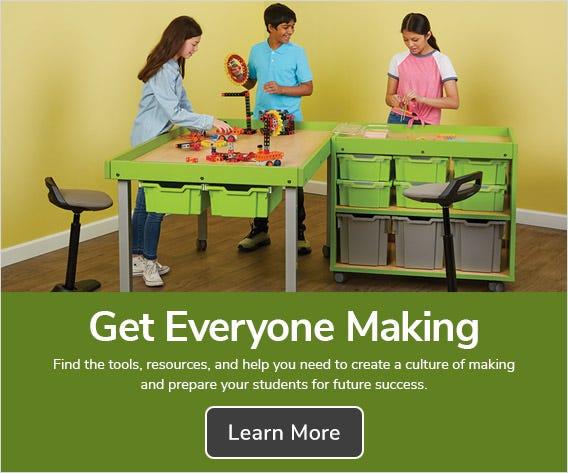 Start Your Maker Movement