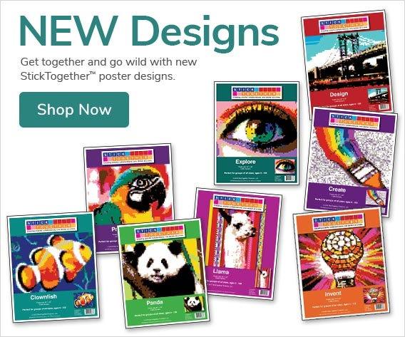 New StickTogether Designs