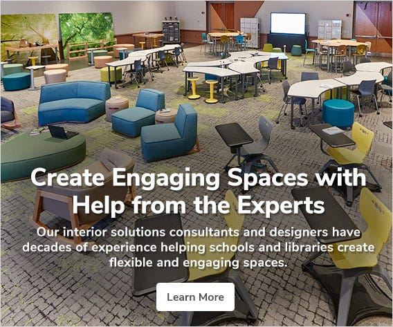 Create Engaging Spaces with Help from the Experts