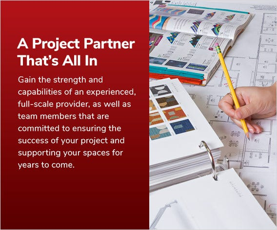 A Project Partner That's All In