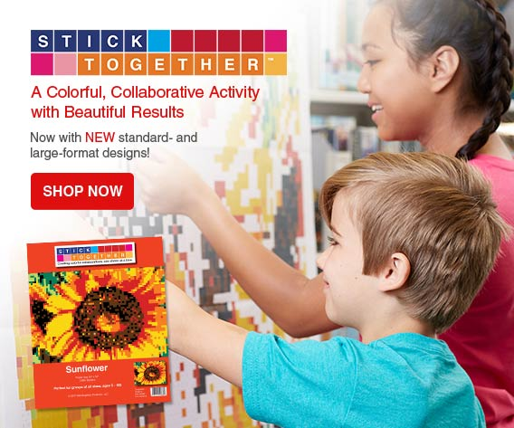 Get Creative and Go Wild with NEW StickTogether® Poster Designs